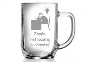 polliter na pivo - pivný darček na zákazku pre kamaráta, pivára