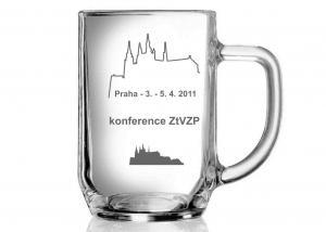 Spomienkový pohár na výročnú schôdzu, konferencii