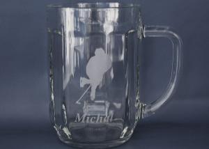 pivné darčeky - pohár pre hráča hokeja