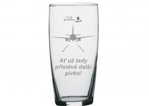 darček pre pilota