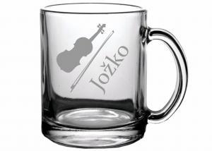 darček pre huslistu