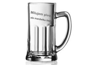 pollitrák na pivo - vtipný darček pre manžela