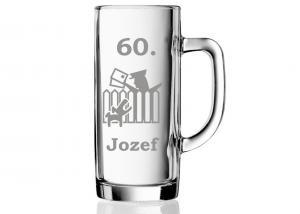 dar pre šesťdesiatnika, k 60 pre poštára Jozefa